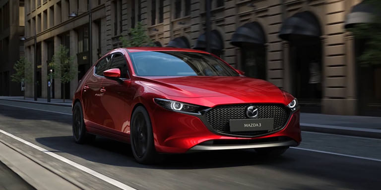 L'auto Mazda3 vince il premio ''Women's World Car of the Year 2019''